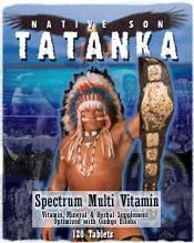 Tatanka and Multi Vitamins