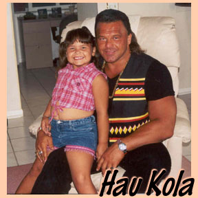 Tatanka & daughter Christiana