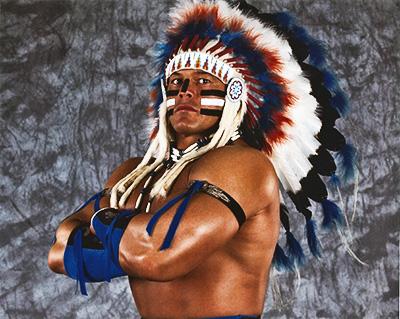 Classic Tatanka WWE Mid 90s