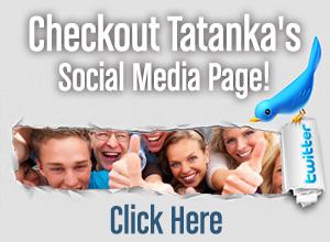 Tatanka's Social Medis Page