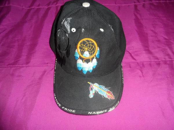 Tatanka WWE Native Pride Brand Hat #2