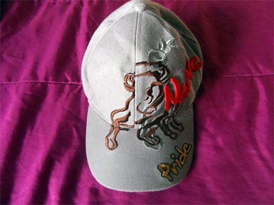 Tatanka WWE Native Pride Brand Hat #3