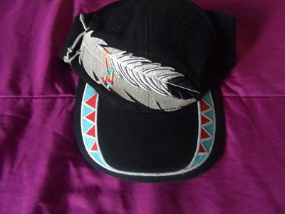 Tatanka WWE Native Pride Brand Hat