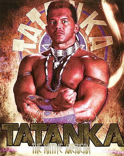Tatanka Red Hair Graphics